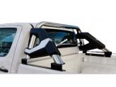 Крышка кузова пикапа для Mitsubishi L200, трехсекционная,виниловая для DOUBLE CAB (длинная база), изображение 5