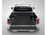 Вкладыш для Fiat Fullback в кузов пластиковая для двойной кабины под борта