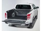 Вкладыш для Fiat Fullback в кузов пластиковая для двойной кабины.