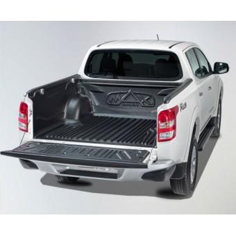 Вкладыш для Fiat Fullback в кузов пластиковая (с заходом на борта) для двойной кабины.