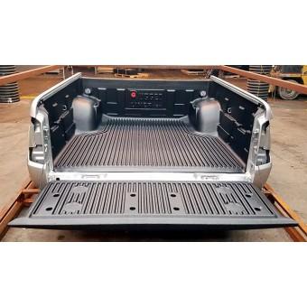Вкладыш для Mitsubishi L200 под борт в кузов для а/м с двойной кабины
