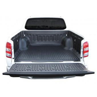 Вкладыш для Fiat Fullback в кузов пластиковая для двойной кабины с заходом на борт
