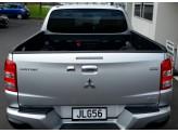 Вкладыш для Mitsubishi L200 с бортом в кузов для а/м с двойной кабины