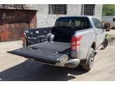 Вкладыш для Fiat Fullback в кузов пластиковая для двойной кабины с заходом на борт, изображение 2