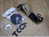 Фаркоп на Infiniti QX80 (провода, розетка, декоративная заглушка, чехол для крюка), изображение 2