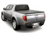 Крышка кузова пикапа для Mitsubishi L200, трехсекционная,виниловая для DOUBLE CAB