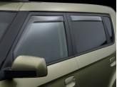 Дефлекторы боковых окон WEATHERTECH для Kia Soul из 4 частей 2010-2013 г.