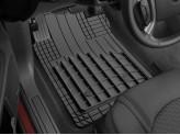 Комплект универсальных ковриков AVM HD для Peugeot Expert в салон, цвет черный
