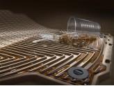 Коврики WEATHERTECH резиновые для Mercedes-Benz GL/GLS, цвет бежевый, изображение 5