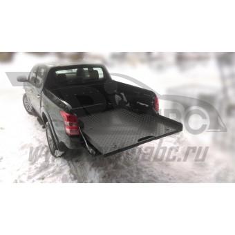 Платформа грузовая выкатная Fiat Fullback (2016-) (двойная кабина, короткий кузов)