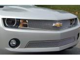 Комплект решёток для Chevrolet Camaro, полир. нерж. сталь для V6