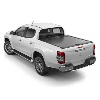 """Крышка Mountain Top для Fiat Fullback """"TOP ROLL"""", цвет черный"""