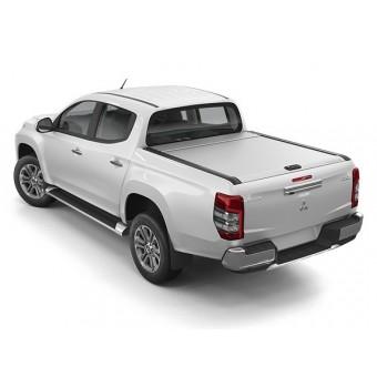 "Крышка Mountain Top для Mitsubishi L200 ""TOP ROLL"", цвет серебристый"