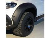 Расширители колесных арок для Mercedes-Benz X-Class