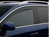 Дефлекторы боковых окон WEATHERTECH для BMW X4 из 2 ч.,темные.