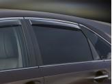 Дефлекторы боковых окон WEATHERTECH для Toyota Venza задние 2 ч.,темные
