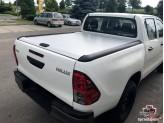 "Крышка Mountain Top для Toyota HiLux ""TOP ROLL"", цвет серебристый"