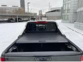 """Крышка Mountain Top для Mercedes-Benz X-Class """"TOP ROLL"""" под оригинальную дугу (цвет черный, рейлинги поставляются отдельно), изображение 4"""