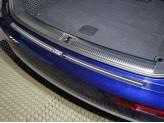 Хромированная накладка для Audi Q5 на задний бампер