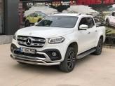 "Защита переднего бампера ""ArowPlus Chrome"" для Mercedes-Benz X-Class"