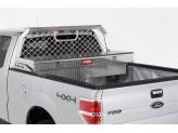 Защитная дуга в кузов пикапа из алюминия.