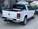 """Задняя подножка """"Titanic Plus"""" для Mercedes-Benz X-Class с логотипом, цвет черный"""