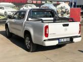 Защитная дуга для Mercedes-Benz X-Class в кузов 76 мм