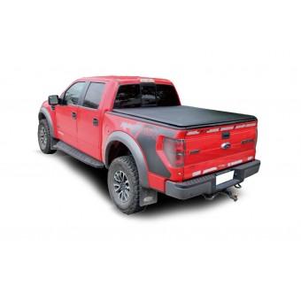 Крышка пикапа виниловая серии Deluxe для Ford F150 (4 секции, 5.5ft ~168см) 2009-2014
