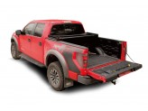 Крышка пикапа виниловая серии Deluxe для Ford F150 (4 секции, 5.5ft ~168см) 2009-2014, изображение 2