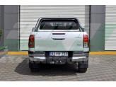 """Защитная дуга """"ABEN"""" в кузов пикапа 76 мм полированная, нержавеющая сталь (толщина стенки метала 1,5 мм), изображение 4"""