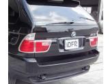 Хромированные накладки на задние фонари BMW X5 для мод. E53