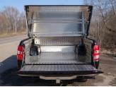 Защитный алюминиевый вкладыш в кузов автомобиля (комплект), изображение 2