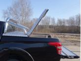 Алюминиевая крышка кузова пикапа (рейлинги и дуги безопасности поставляются отдельно), изображение 3