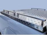 Комплект рейлингов на алюминиевую крышку