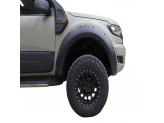 Расширители колесных арок для Ford Ranger T6 из 4-х частей