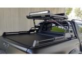 Защитная дуга с багажником для Fiat Fullback, сталь 3 мм