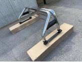 Защитная дуга 76 мм для Volkswagen Amarok кузов пикапа