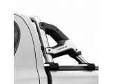 Защитная дуга для Toyota HiLux в кузов пикапа (возможна установка с трехсекционной крышкой), изображение 2