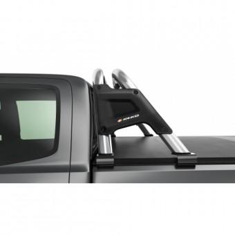 Защитная дуга для Isuzu D-MAX в кузов пикапа (возможна установка с трехсекционной крышкой) 2013 г.-