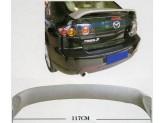 Спойлер крышки багажника (грунтованный ABS пластик, для седан) для 2003-2009 г., изображение 2