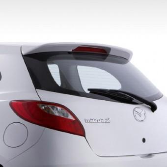 Спойлер заднего стекла (пластик ABS, устанавливается в штатные точки, со сверлением, на болты) 2007-2014 г.