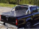 Крышка пикапа для Mercedes-Benz X-Class с защитной дугой со светодиодными фонарями