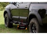 Комплект боковых накладок для Toyota HiLux