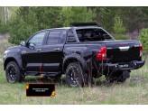Комплект боковых накладок для Toyota HiLux (Revo), изображение 2