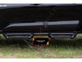 Комплект боковых накладок для Toyota HiLux (Revo), изображение 4