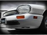 Решетка радиатора для для Jaguar XJS черная полир. нерж. сталь
