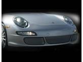 Решетка радиатора для PORSCHE 911 CARRERA полир. нерж. сталь 2005-2008 г.
