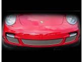 Решетка радиатора для PORSCHE 911 TURBO полир. нерж. сталь 2005-2012 г.