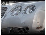 Хромированные накладки на фары Bentley Flying Spur