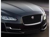 Решетка радиатора для Jaguar XJ полир. нерж. сталь 2016-2018 г.